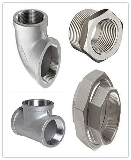 Stainless Steel Casting Fittings
